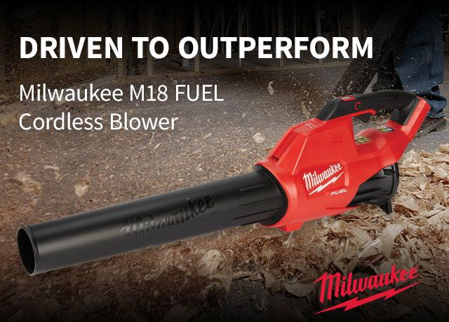 Milwaukee Cordless Power Equipment