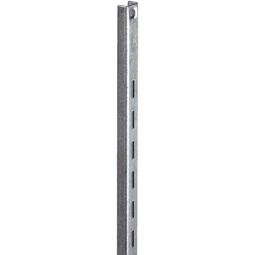 Knape & Vogt 80 Series 24 In. Titanium Steel Adjustable Shelf Standard