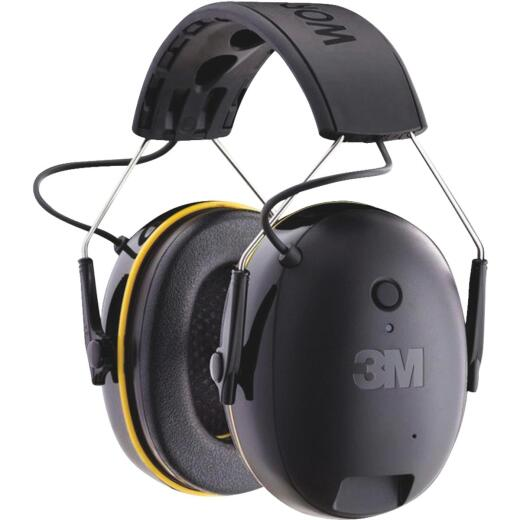 3M WorkTunes NRR 24dB Bluetooth Radio Earmuffs