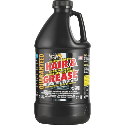 Scotch 67.6 Oz. Instant Power Liquid Drain Cleaner