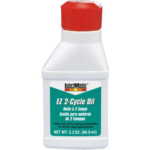 Lubrimatic E-Z 3.2 Oz. 2-Cycle Motor Oil