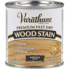 Varathane Fast Dry Spring Oak Urethane Modified Alkyd Interior Wood Stain, 1/2 Pt. Image 1