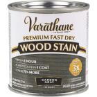 Varathane Fast Dry Carbon Gray Urethane Modified Alkyd Interior Wood Stain, 1/2 Pt. Image 1